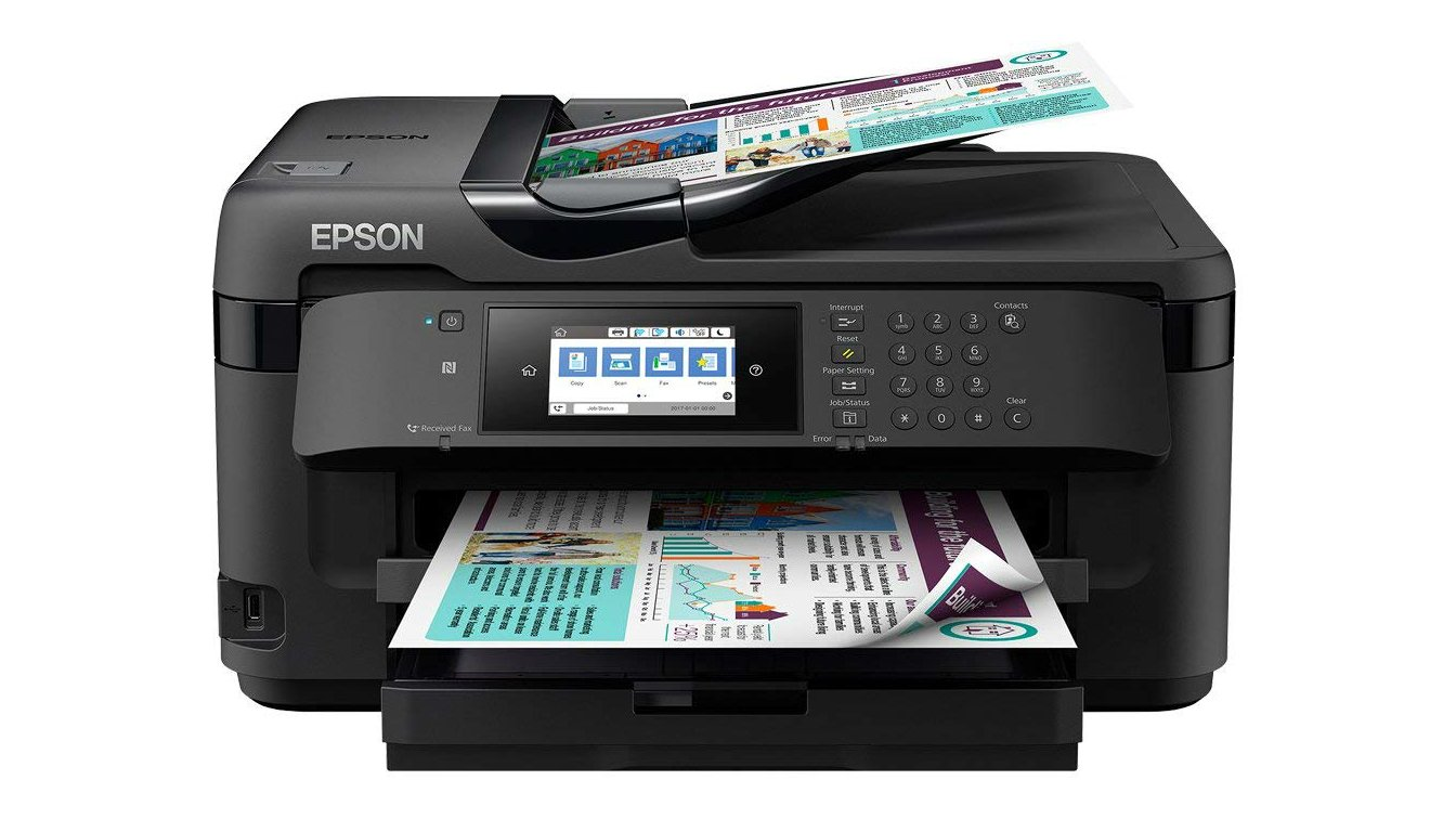Epson WorkForce WF-7710DWF review: Great performance, sensible price