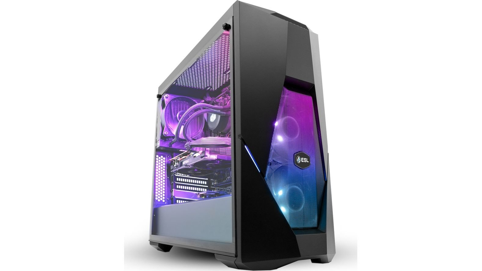 Pc Specialist Official Esl Certified Gaming Pc Review A
