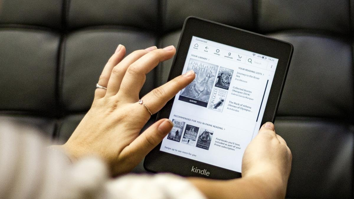 Kindle Paperwhite massively discounted in Amazon sales