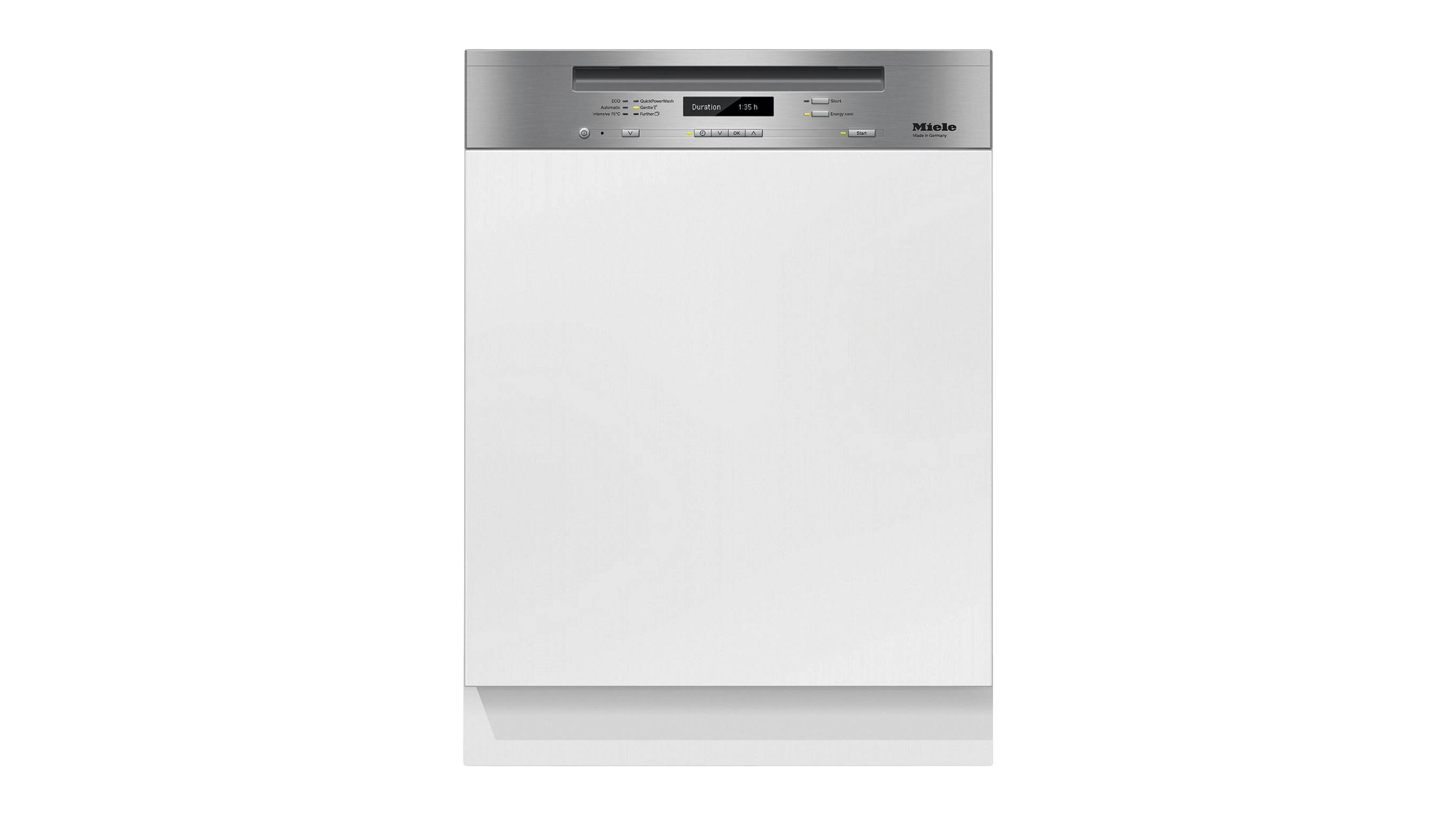 Miele Dishwasher Reviews >> Best Integrated Dishwasher 2019 The Best Dishwashers To Fit