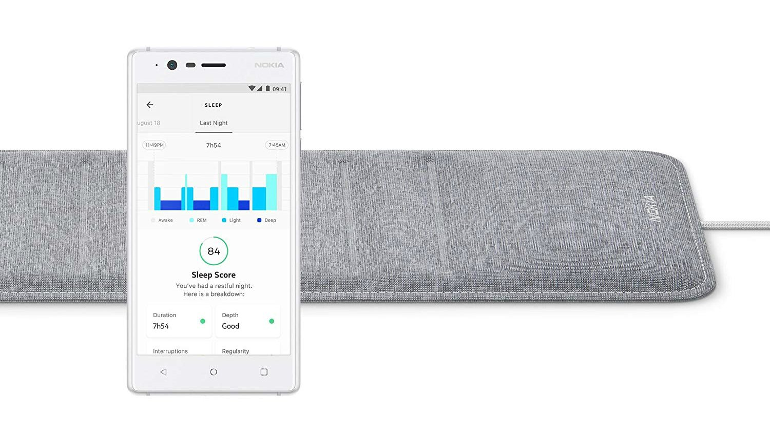 Best Sleep Tracker 2019 Improve Your Snoozes With The