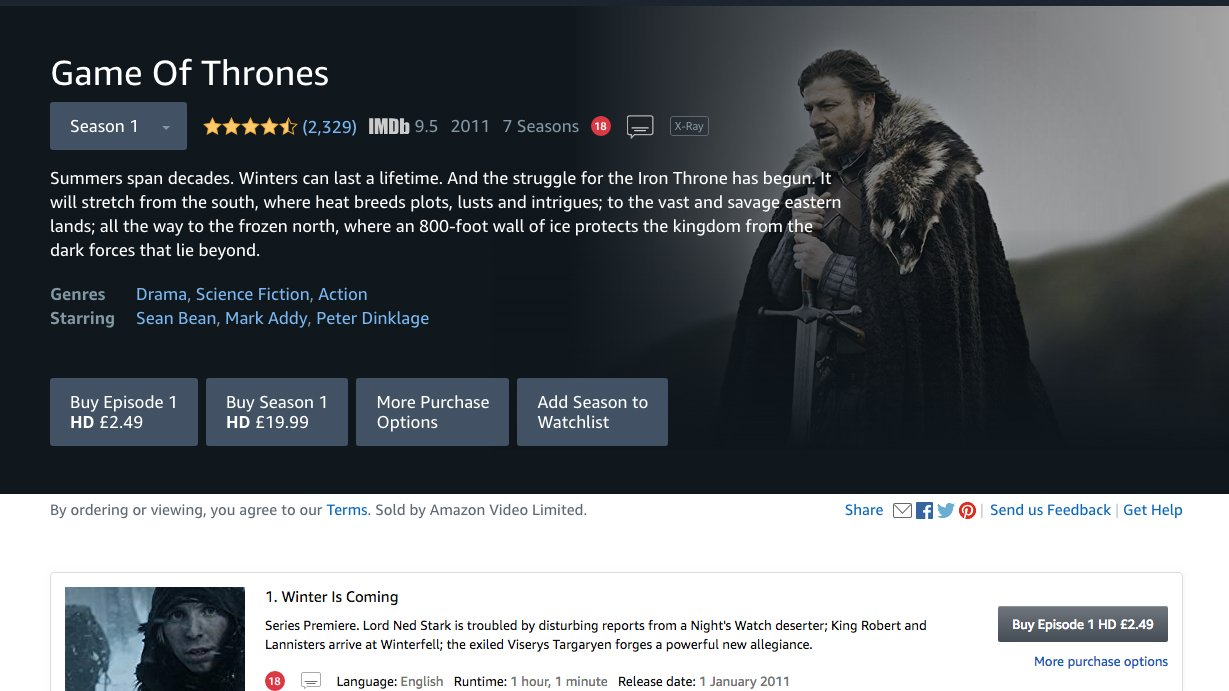 How To Watch Game Of Thrones For Free Watch Every Season Of Hbo S Most Successful Show Anywhere Online Expert Reviews