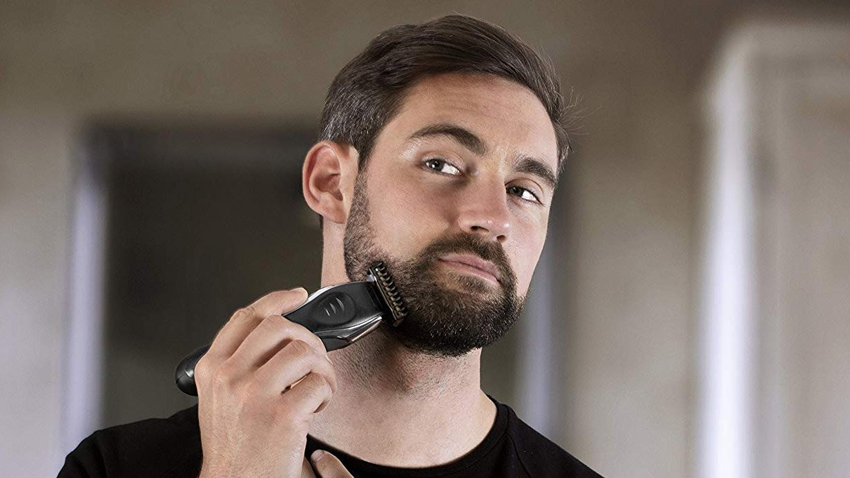 Not understand cum on my beard think