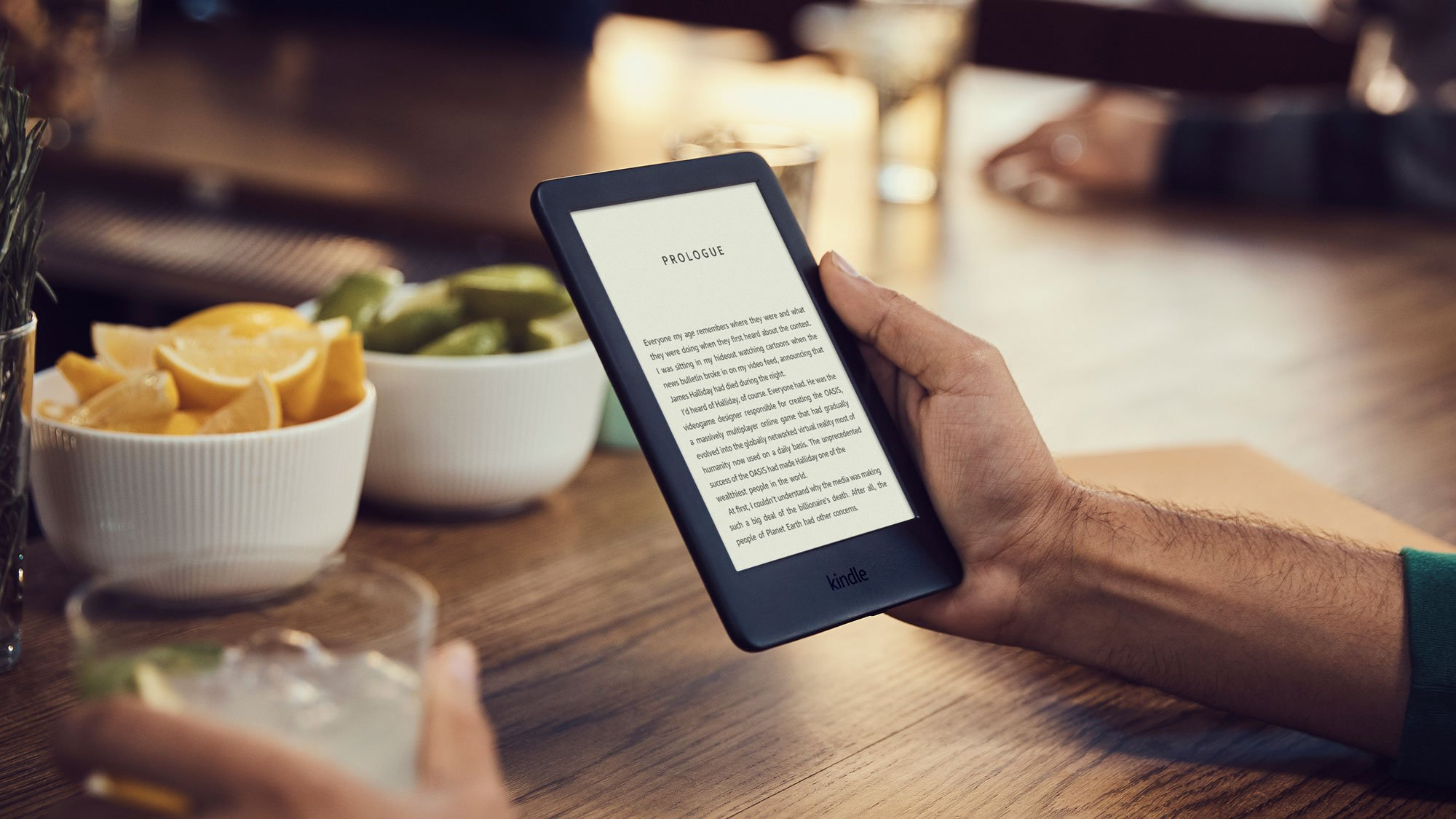 Amazon Kindle vs Paperwhite vs Oasis: Which Amazon ebook reader is