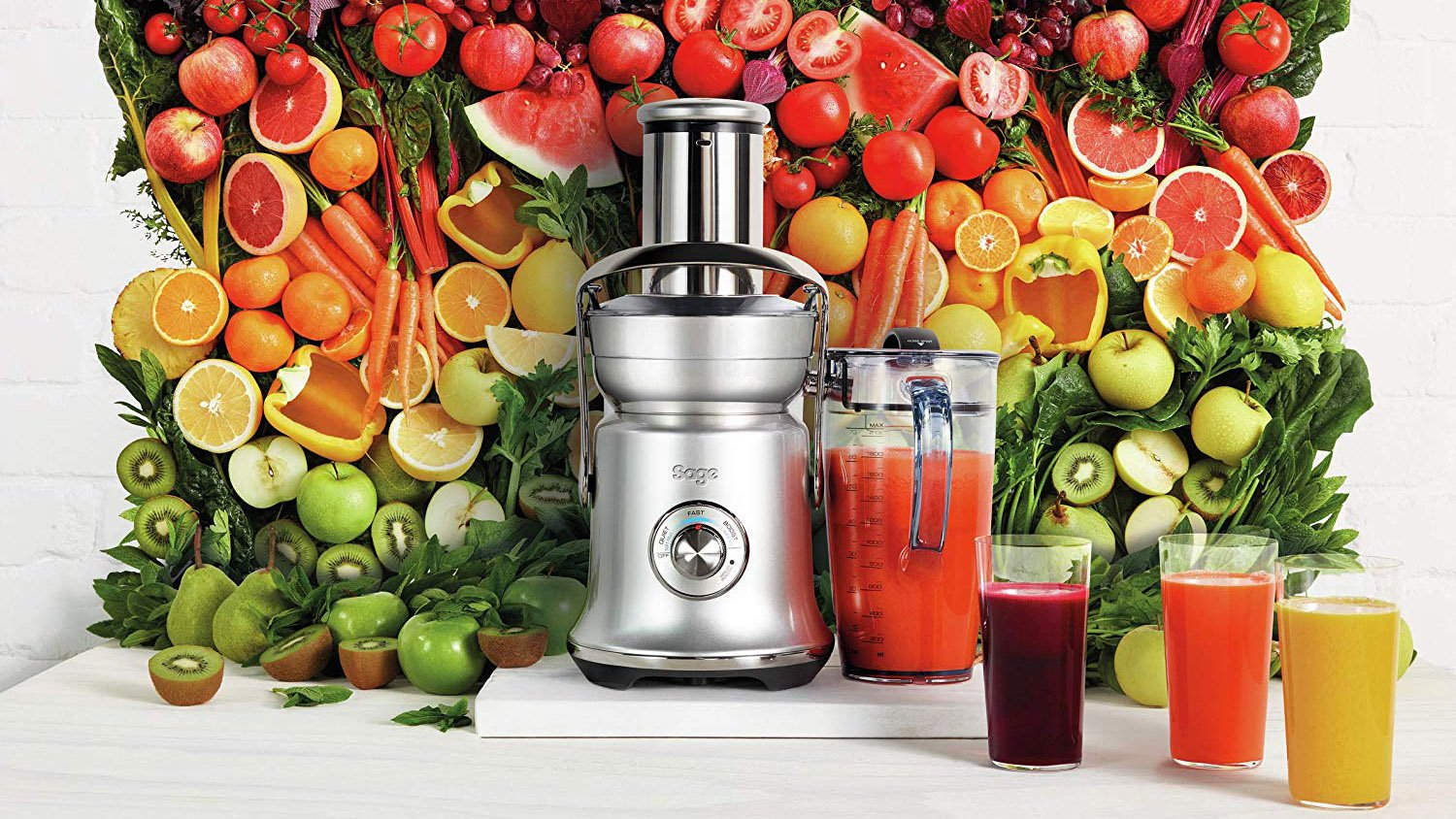 Micro Masticating Slow Juicer 1L 200W