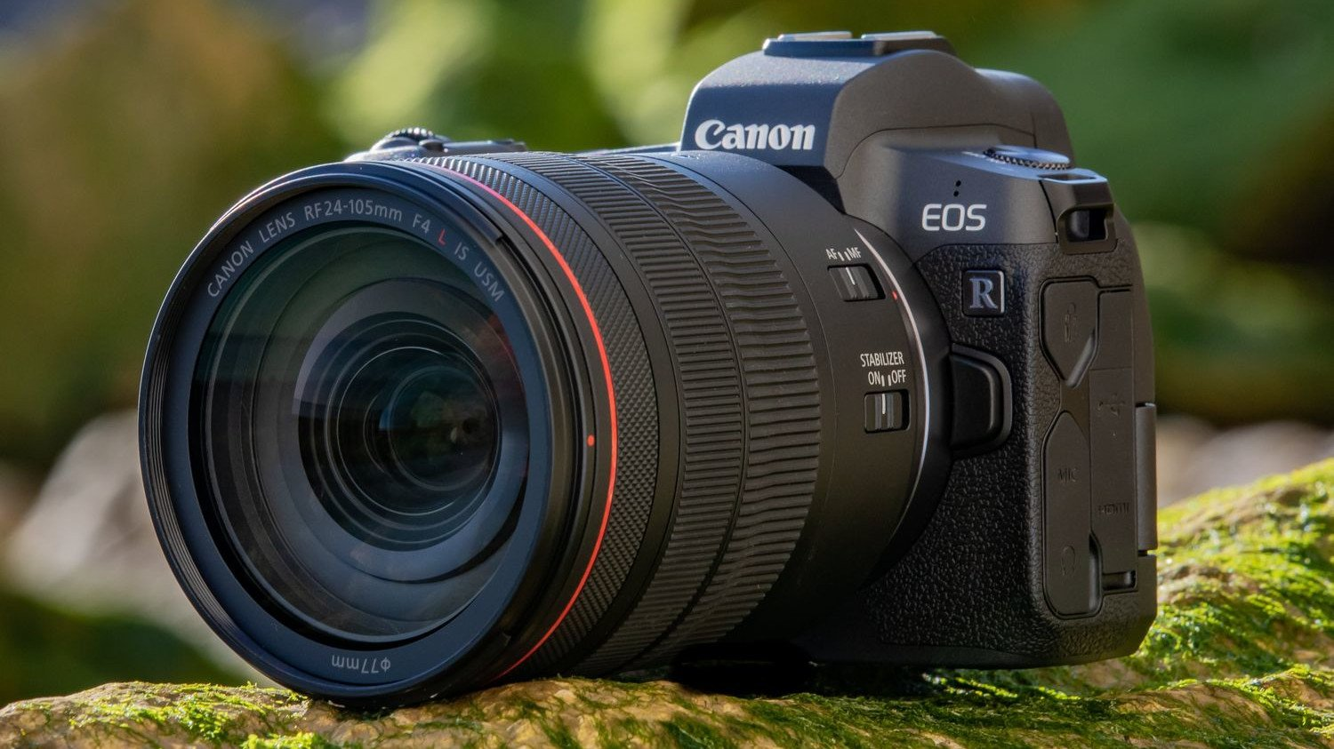 Canon Eos R Review Off To A Flying Start Expert Reviews
