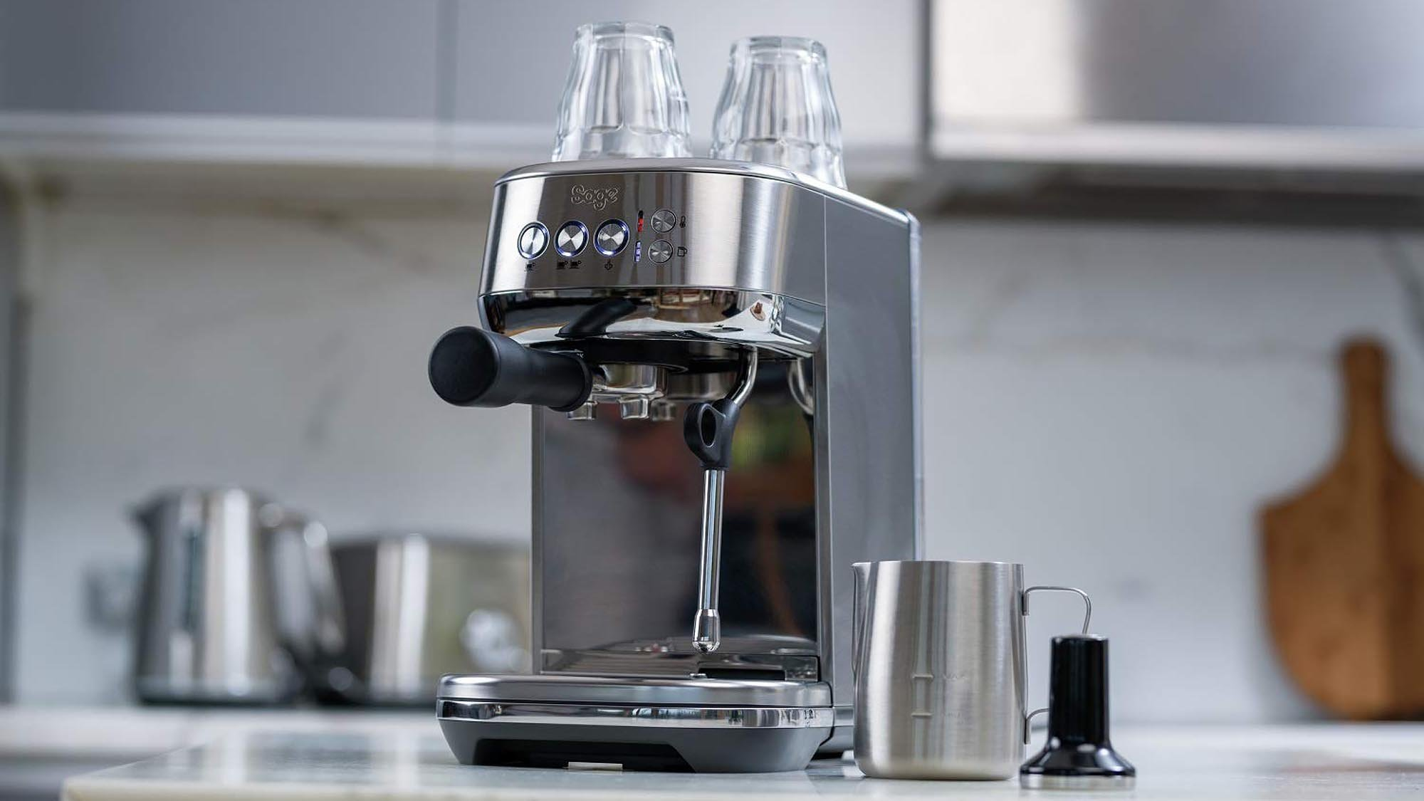 Sage Bambino Plus Ses500bss Review Manual Espresso With