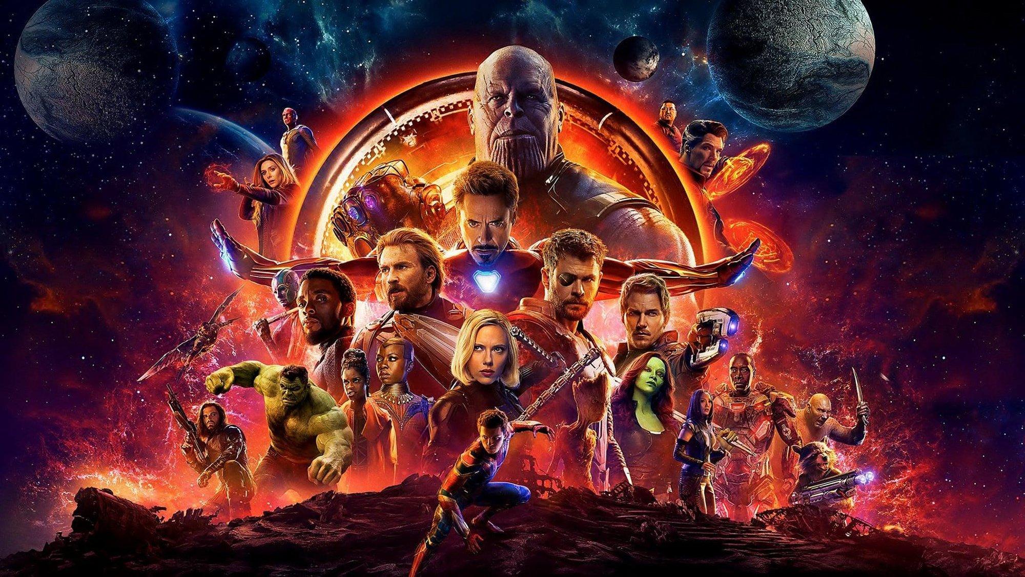 Watch Avengers Infinity War Stream