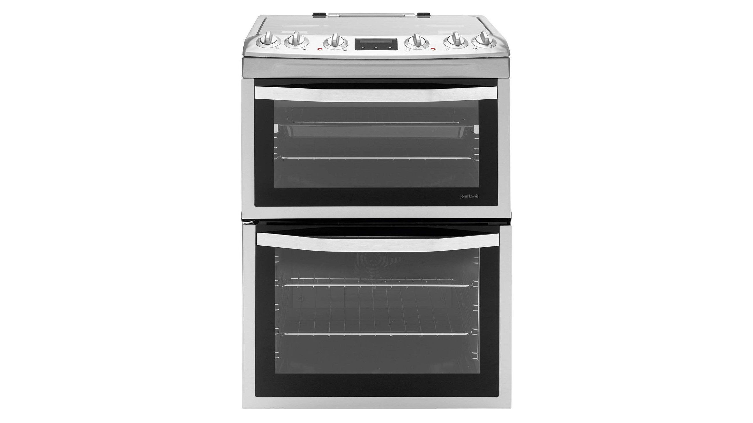 ee156f2e4e7 This highly-praised John Lewis-branded 60cm dual-fuel cooker (electric oven
