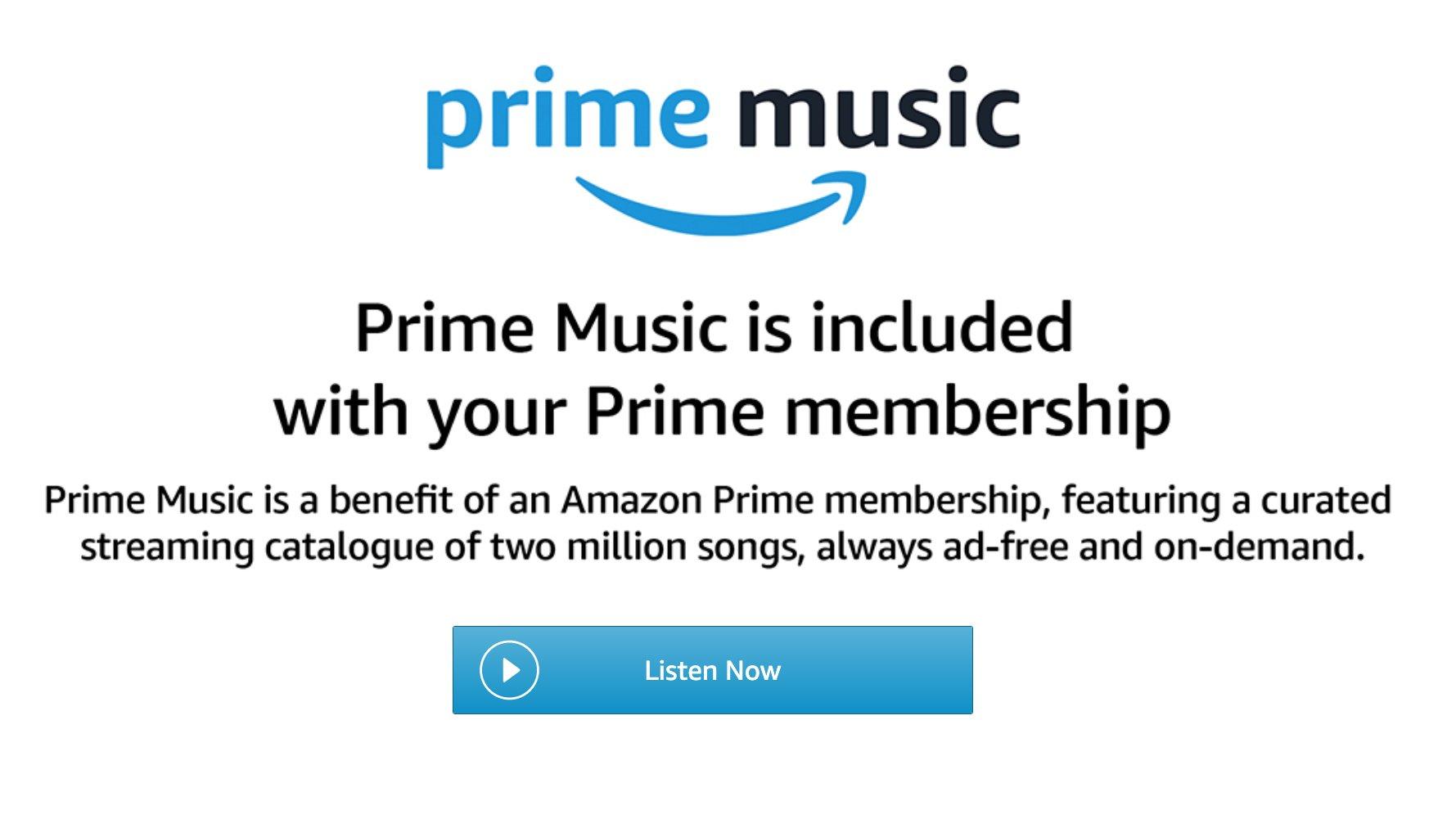 cbd4d96c95a527 Amazon Prime Music vs Amazon Music Unlimited: Which music service ...