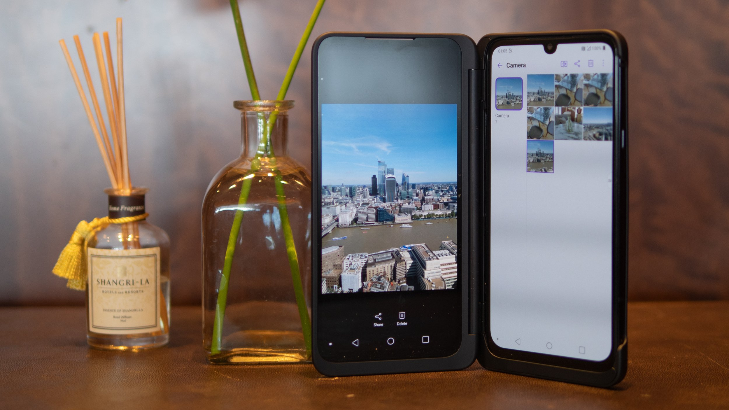 LG G8X Thinq review: Hands on with LG's hinged folding phone