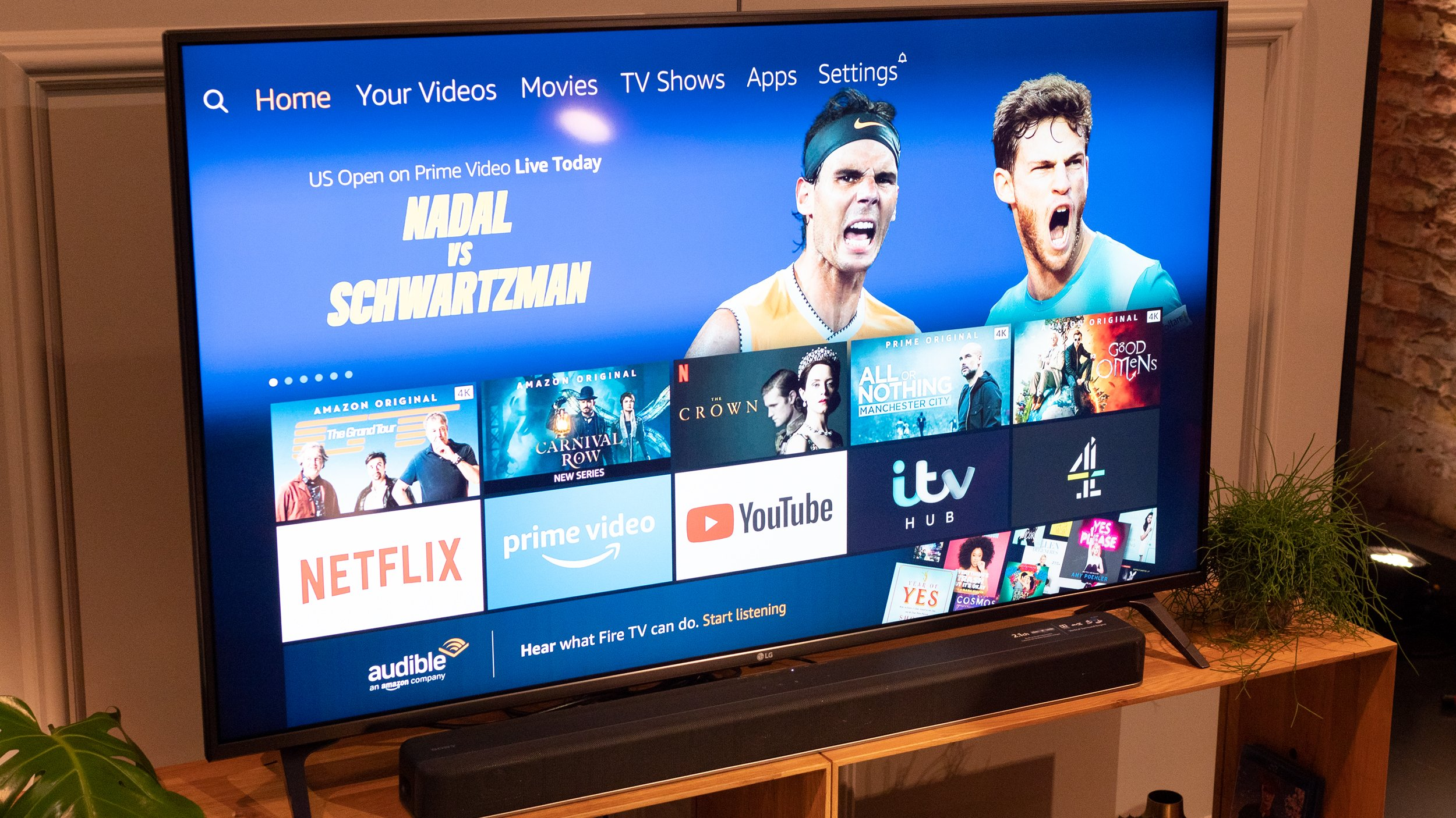 Amazon brings Fire TV Edition TVs to UK, launches Fire TV