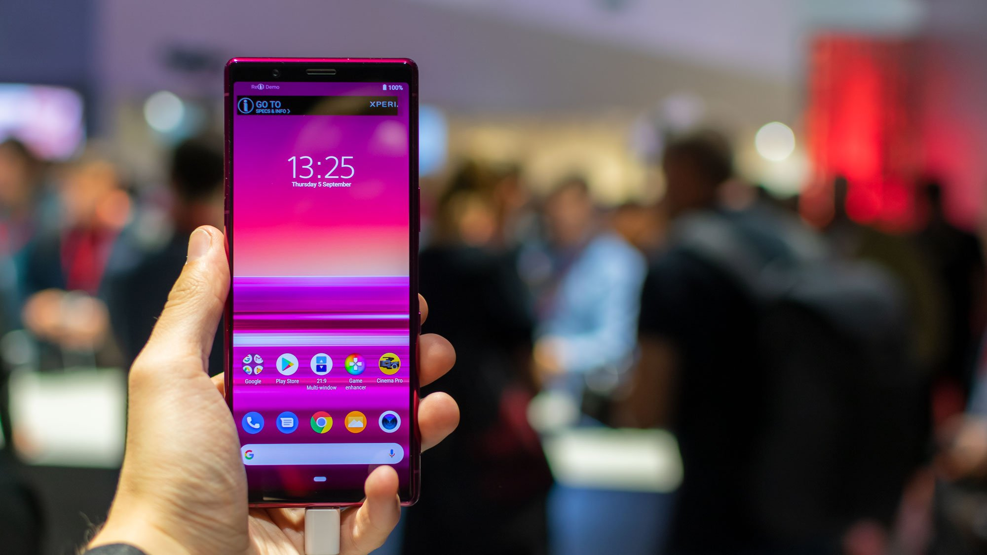 Sony Xperia 5 hands on: Is this the new 'Compact'?