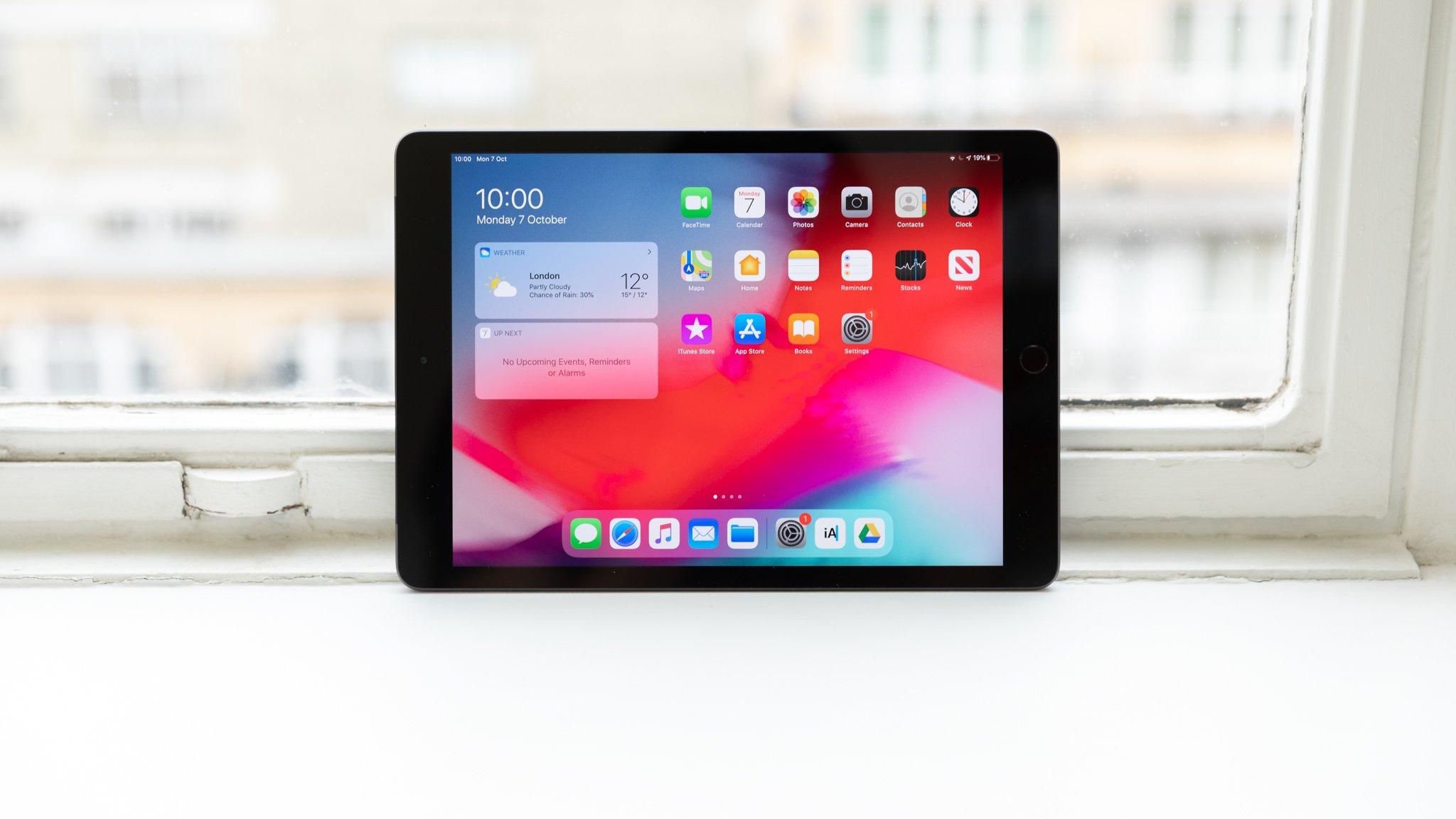 Apple iPad 10.2in (2019) review: The best laptop you can buy for less