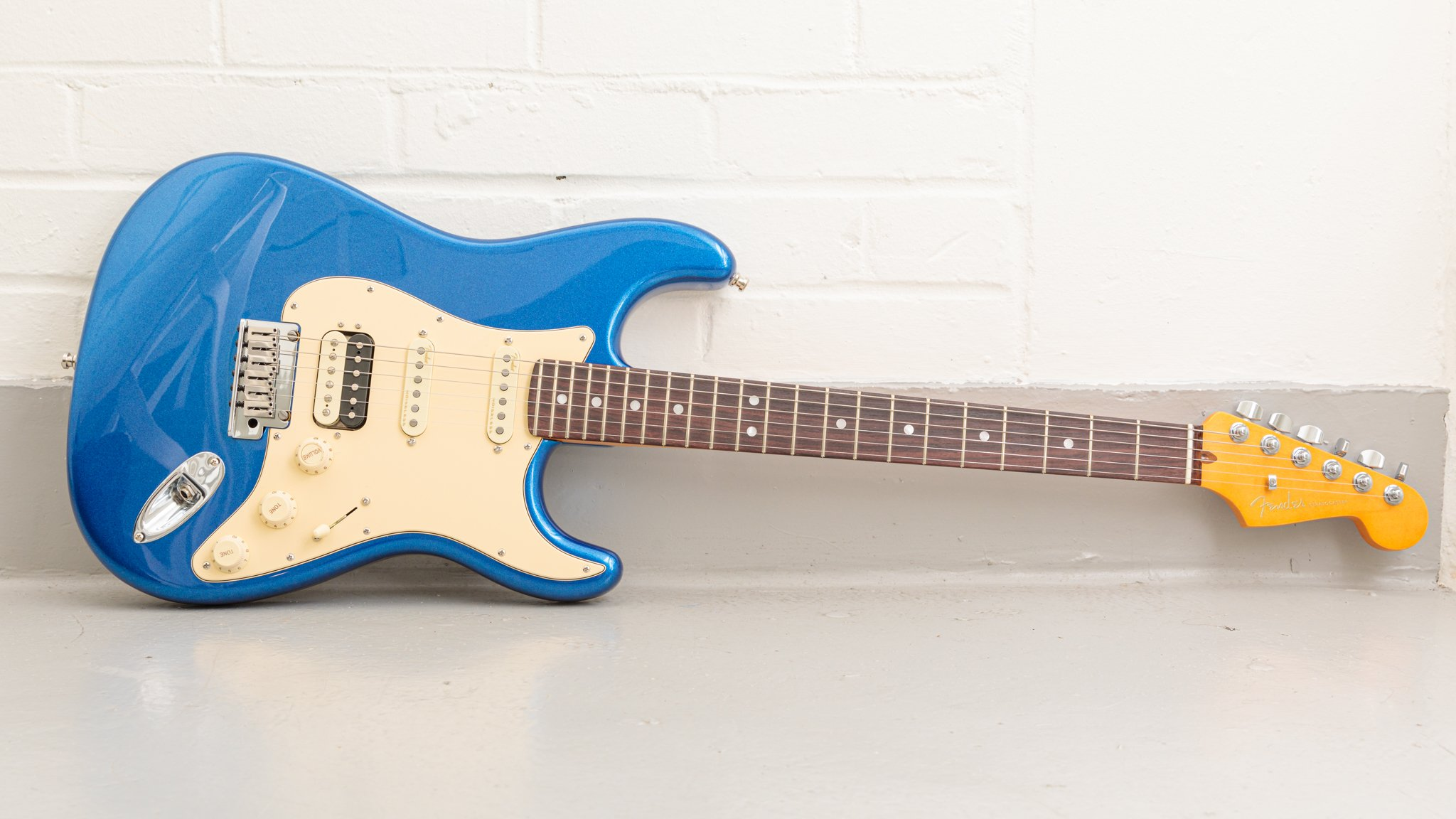 Fender American Ultra Stratocaster Review  An Exquisite