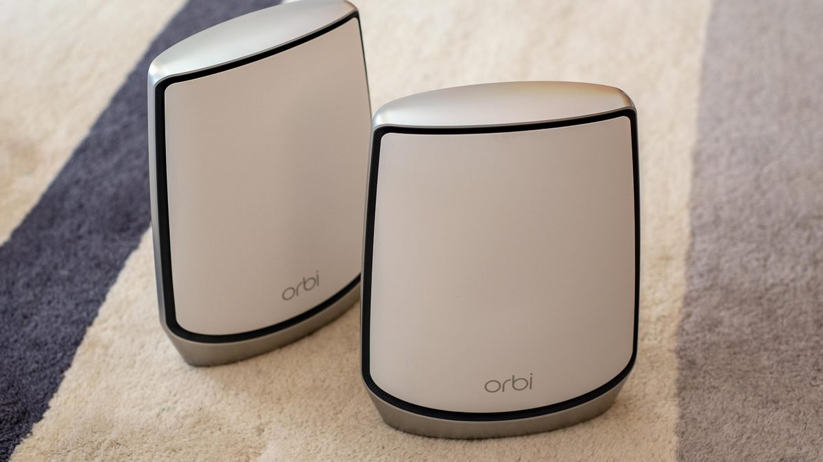 Netgear Orbi WiFi 6 review: The best, fastest mesh system ever
