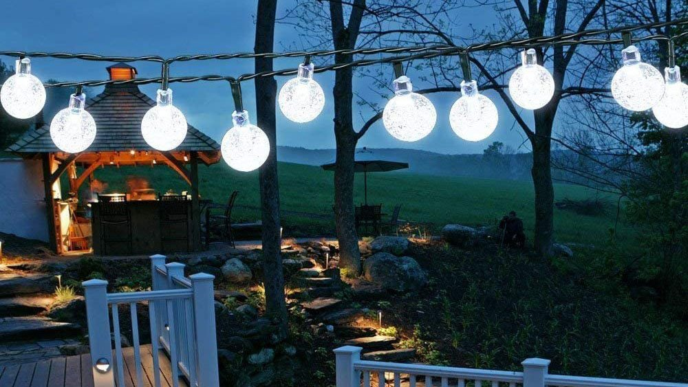 The Best Solar Garden Lights From Just, What Are The Best Outdoor Solar String Lights