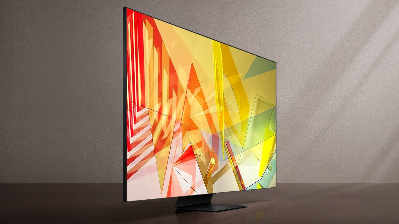 SAMSUNG QE55Q95T 2020 TELEVISOR 55'' QLED 4K QUANTUM HDR 2000 SMART TV 4300HZ PQ