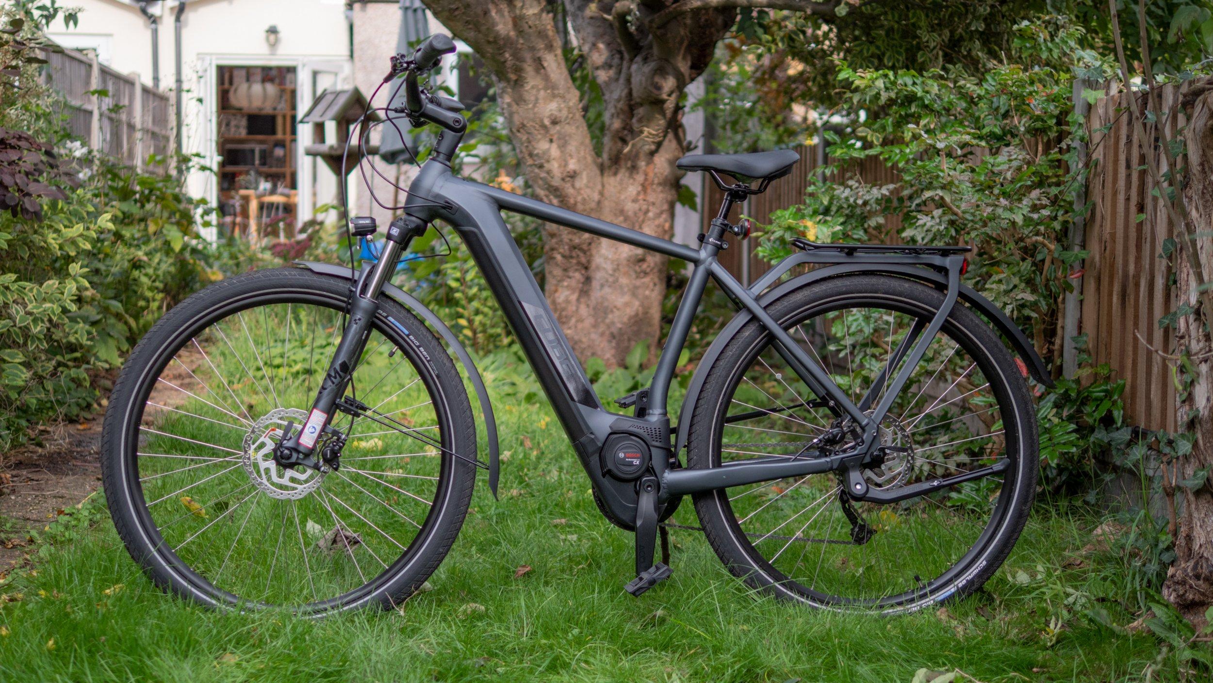 Cube Kathmandu Hybrid One 500 review: The Rolls Royce of e-bikes