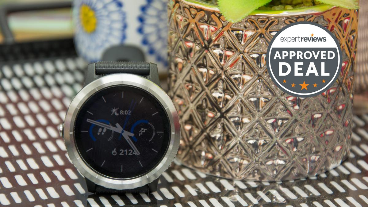 Save £100 on the Garmin Vivoactive 3 smartwatch and fitness tracker for Black Friday