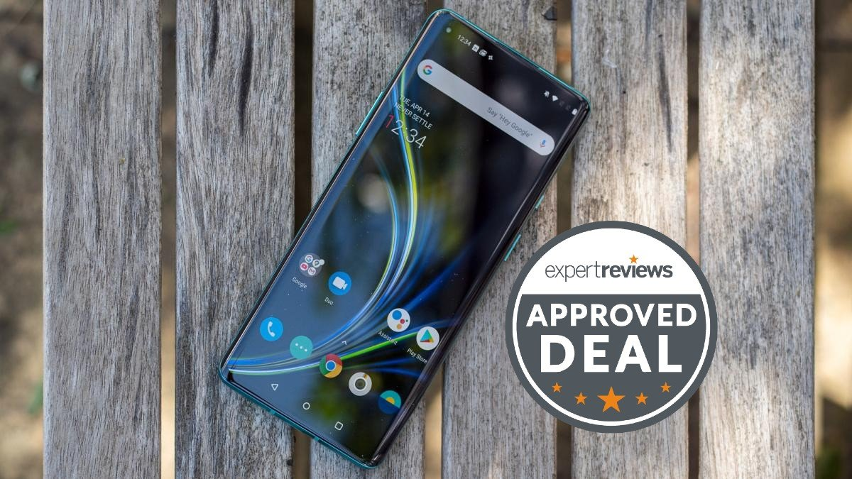 Cyber Monday: Save BIG on a OnePlus 8 Pro 5G with 256GB storage