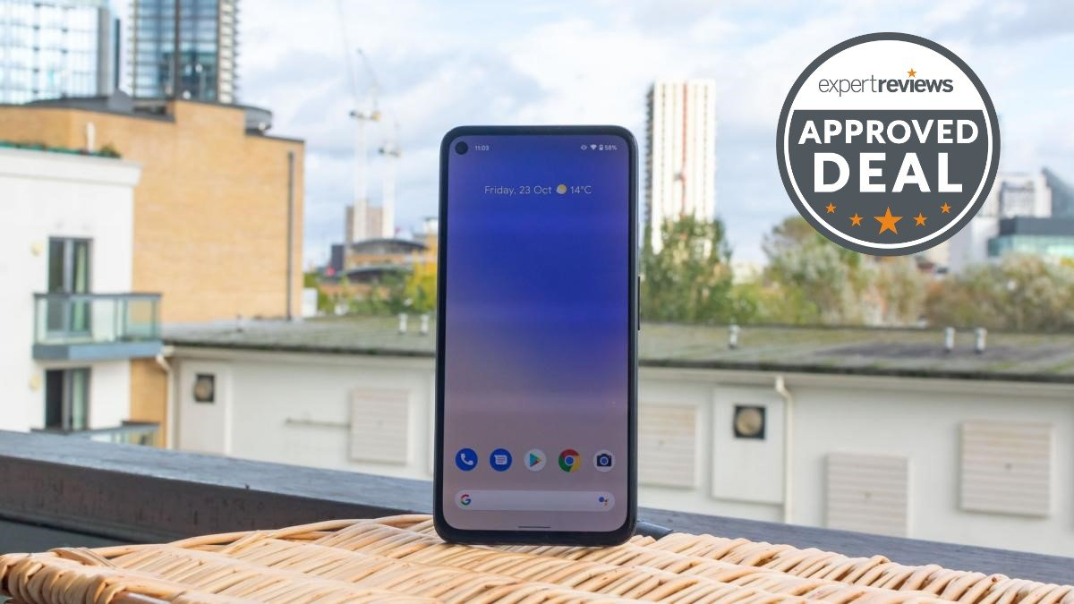 This is the best Pixel 4a contract deal yet