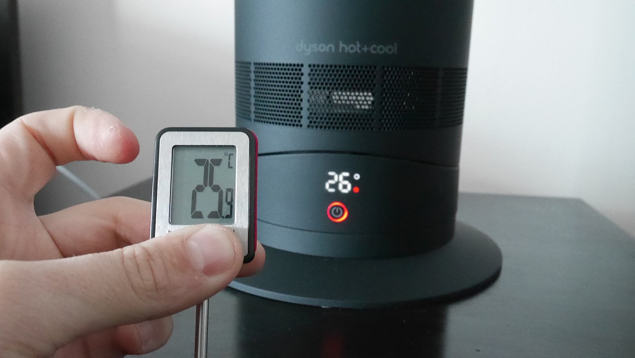 Dyson Am09 Hot Cool Review Price Drops By 163 50 At Currys