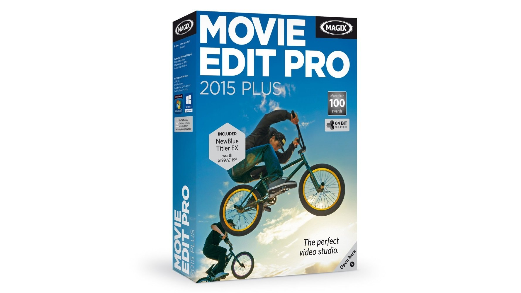 Magix Movie Edit Pro 2015 Review Expert Reviews