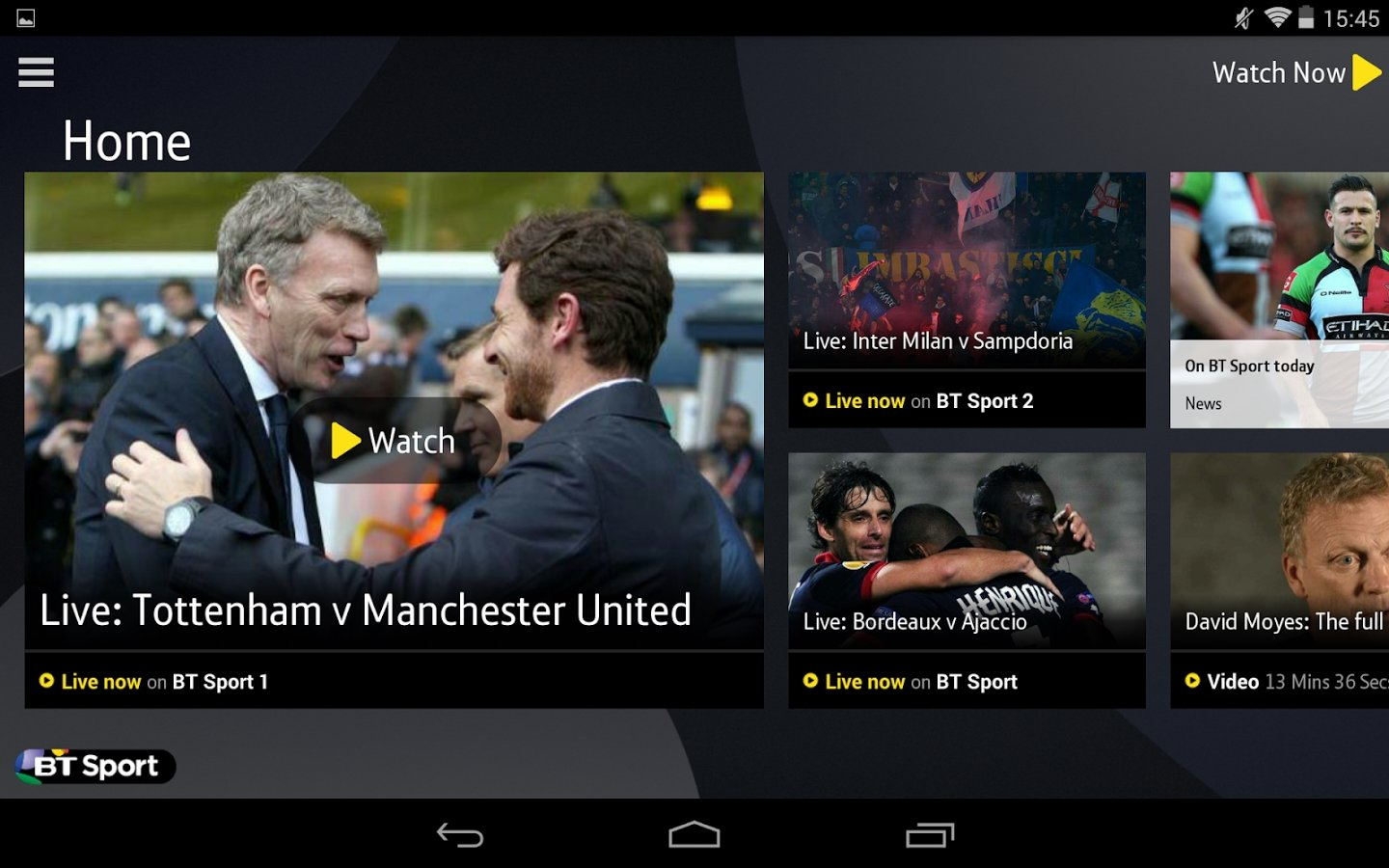 Google Chromecast Netflix, DLNA, iPlayer and catch-up TV