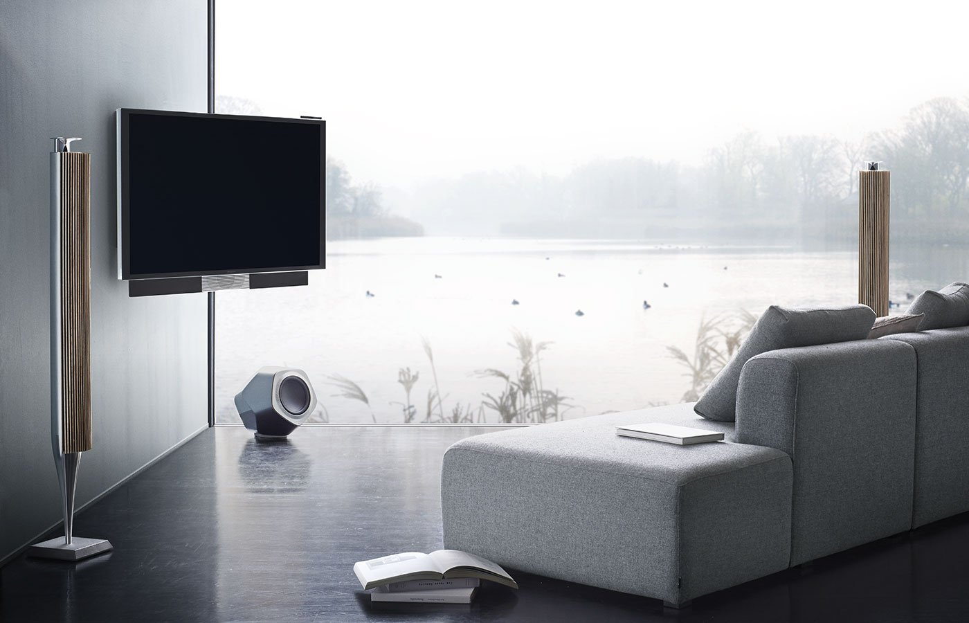bang olufsen beovision avant 55 review expert reviews. Black Bedroom Furniture Sets. Home Design Ideas