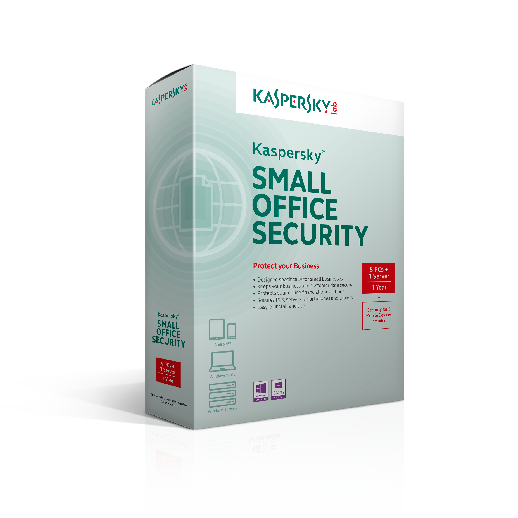 kaspersky small office security review