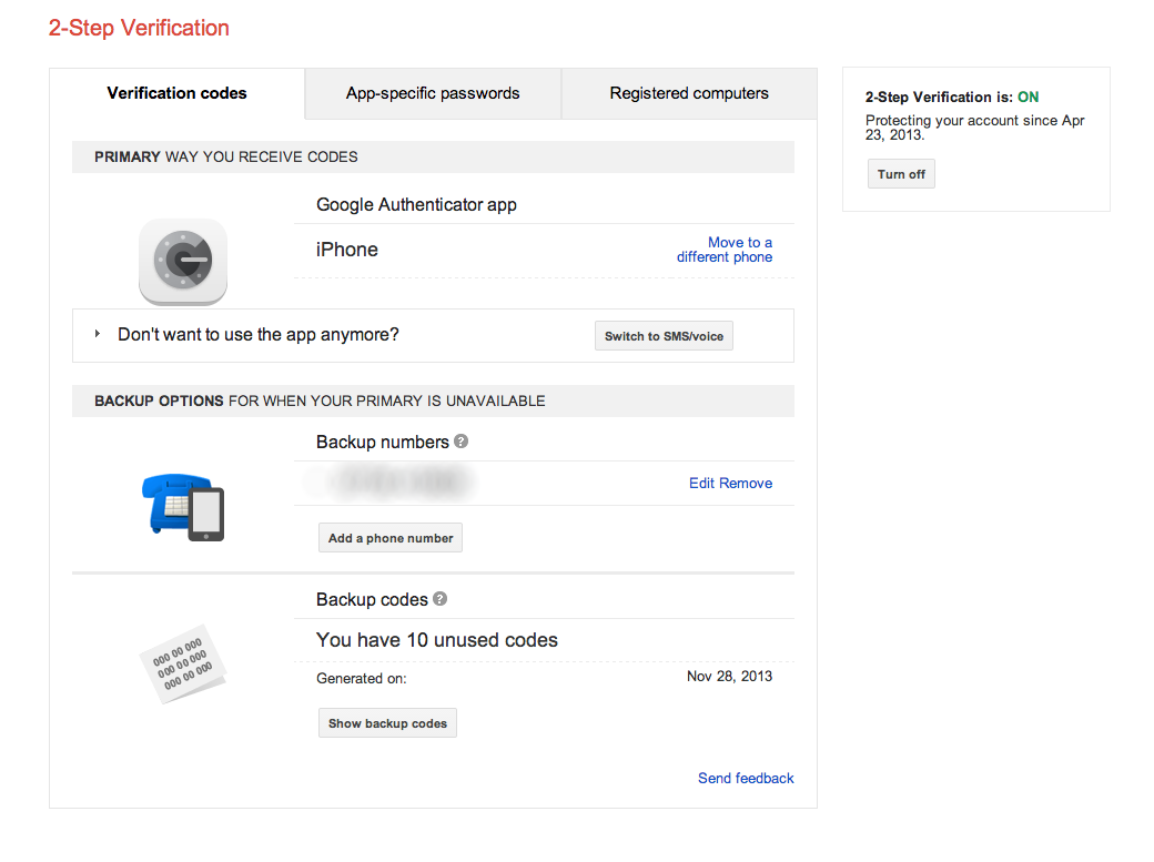 How to use Google 2-Step verification and Authenticator to protect