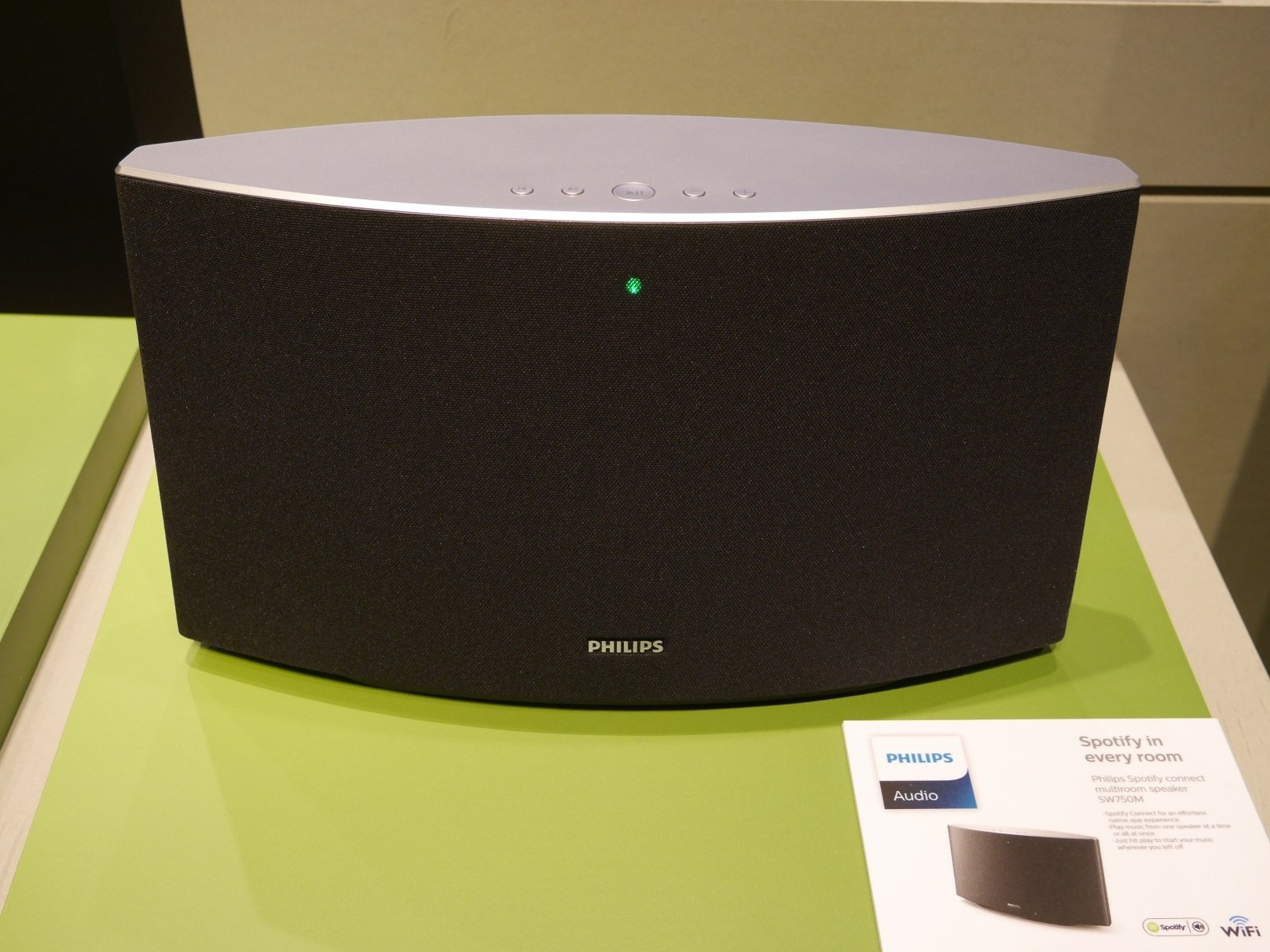 Philips Spotify Multiroom Speakers Could Be The Best Value Multi Room Streaming System Yet Expert Reviews