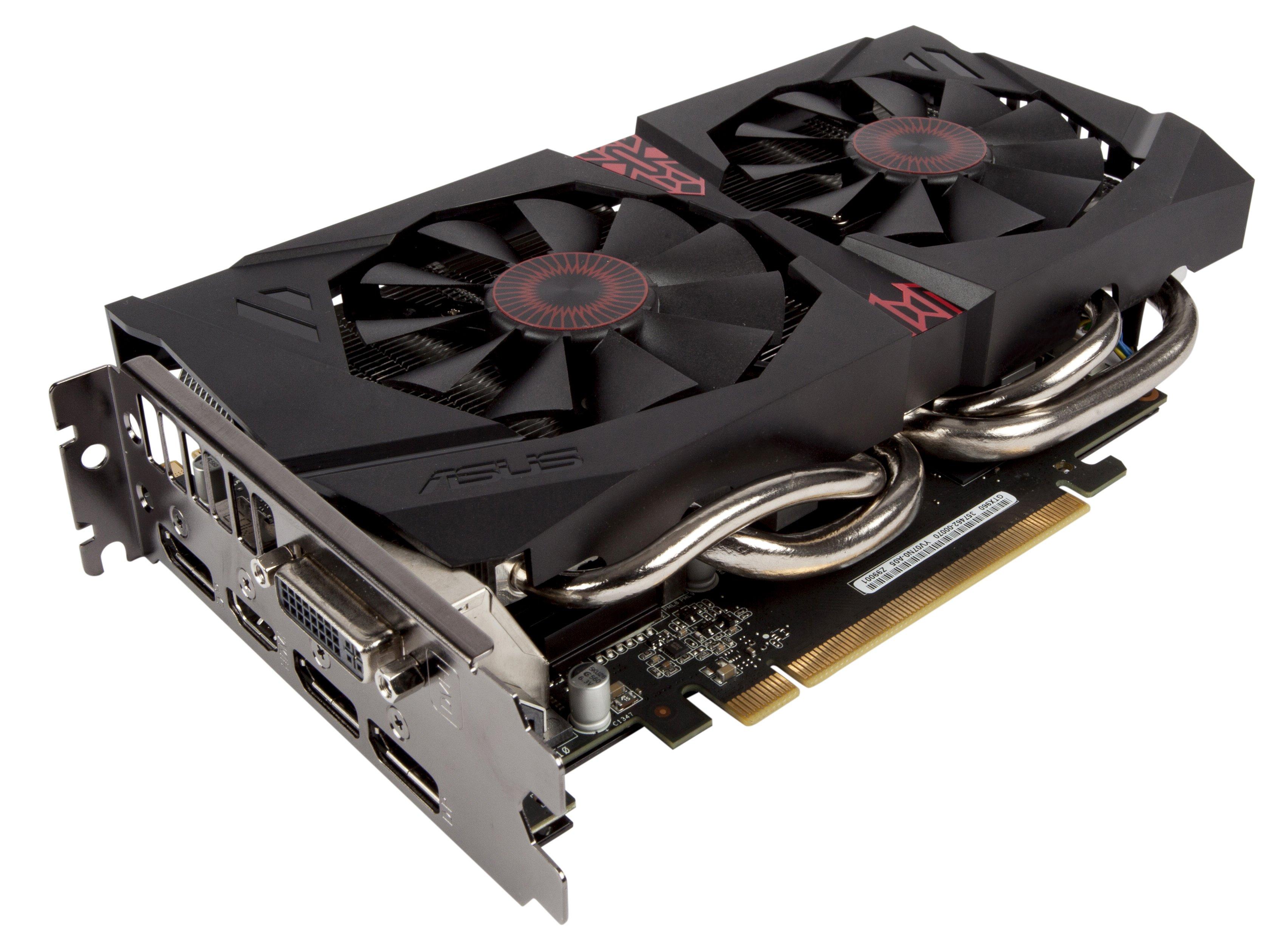 Nvidia Geforce Gtx 960 Review Expert Reviews Msi 750 Ti 2gb Twin Frozr Gaming Asus Strix