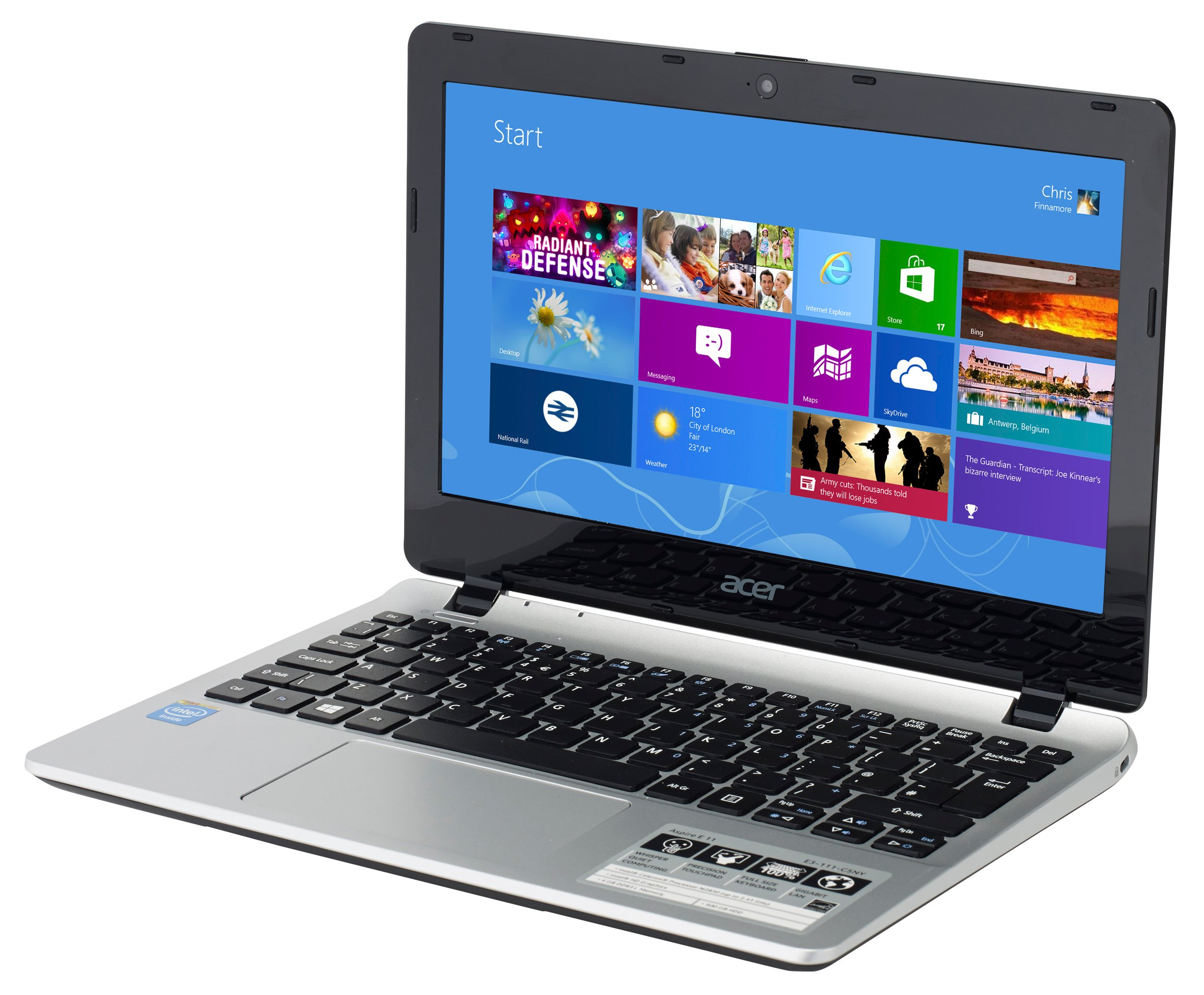 Acer Aspire E3 111 Review Expert Reviews