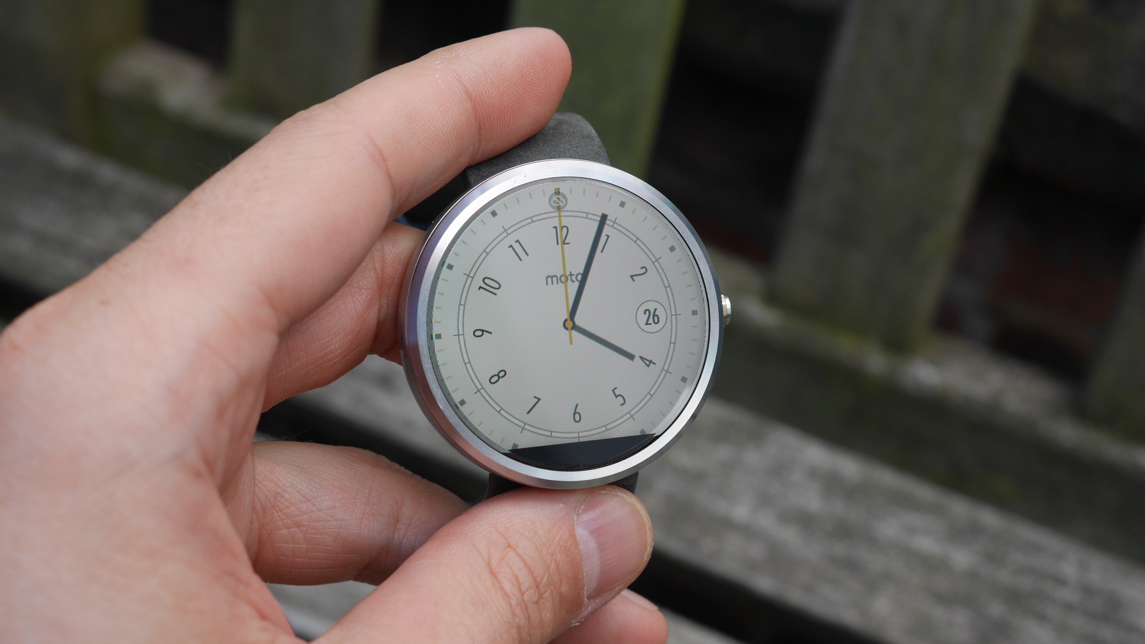 Motorola Moto 360 Smart Watches