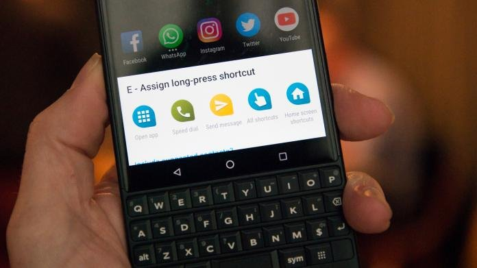 BlackBerry KEY2 Lite: Blackberry's budget QWERTY handset to