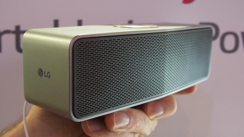 LG Music Flow expands with P7 portable and LAS750M sound bar