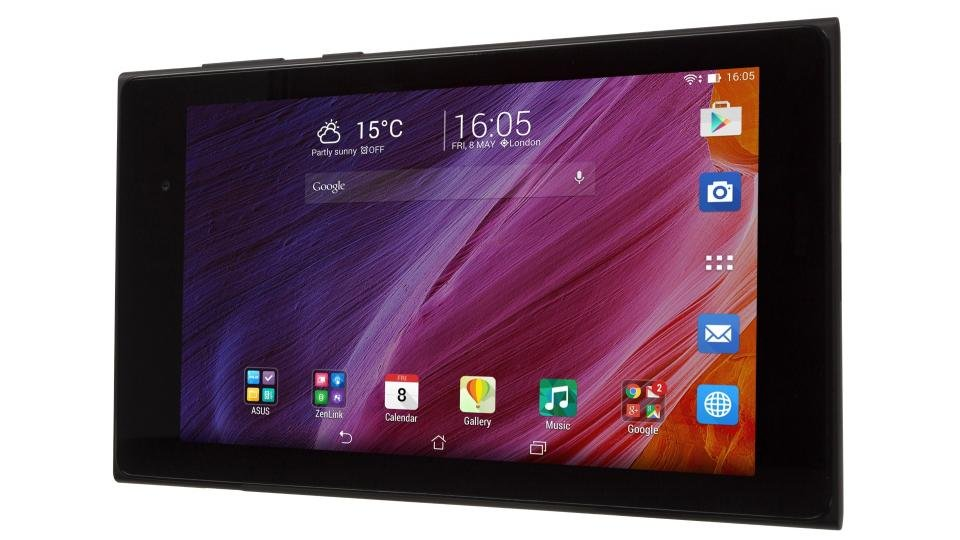 Asus MeMO Pad 7 ME572C review - now with Android 5 0