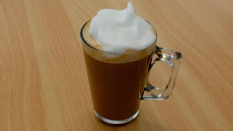 Salbei von Heston Blumenthal der Barista Express Latte