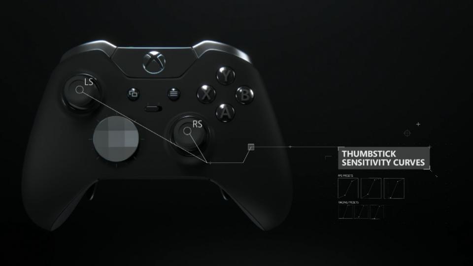 Microsoft Reveals Xbox One Elite Controller Expert Reviews