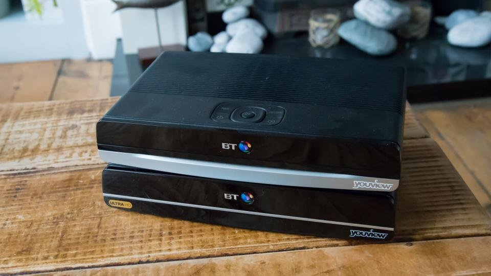 2cd867fc54b9 BT Ultra HD YouView box review  UK 4K TV service set for UI revamp ...