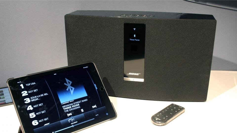 Apple Music Bose Soundtouch