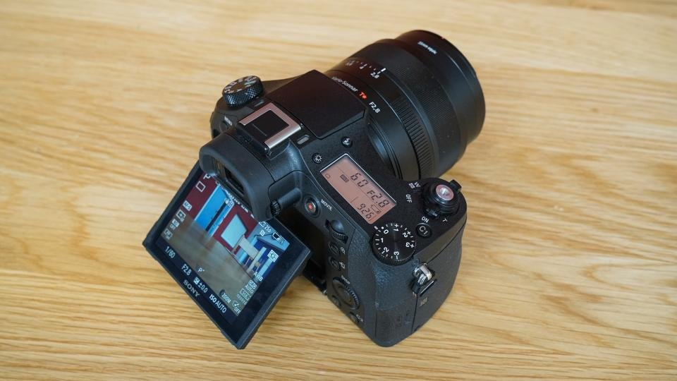 Sony RX10 II review | Expert Reviews