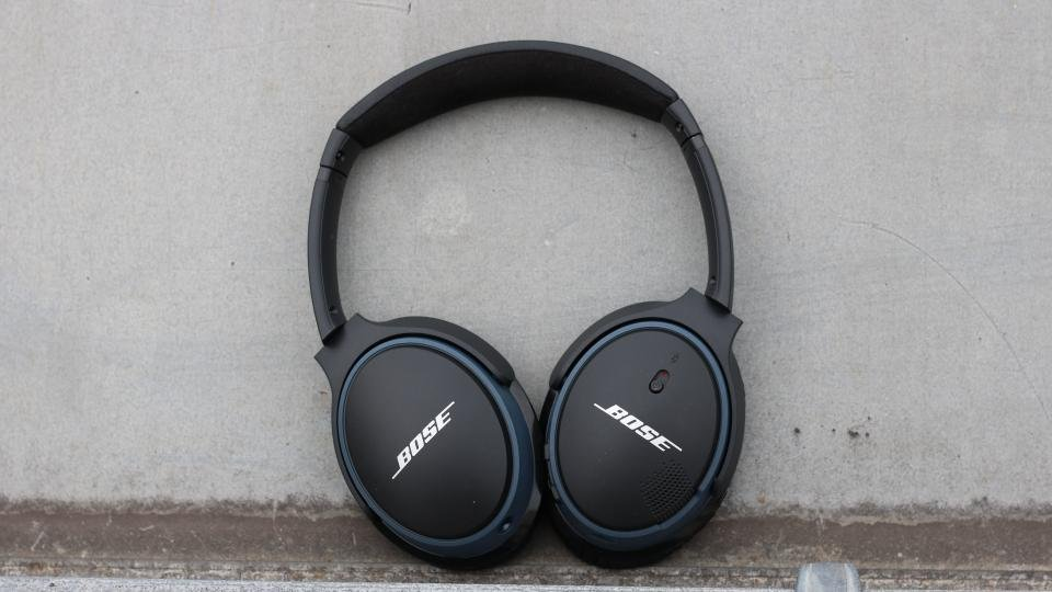 Bose SoundLink Around-Ear Wireless Headphones II review