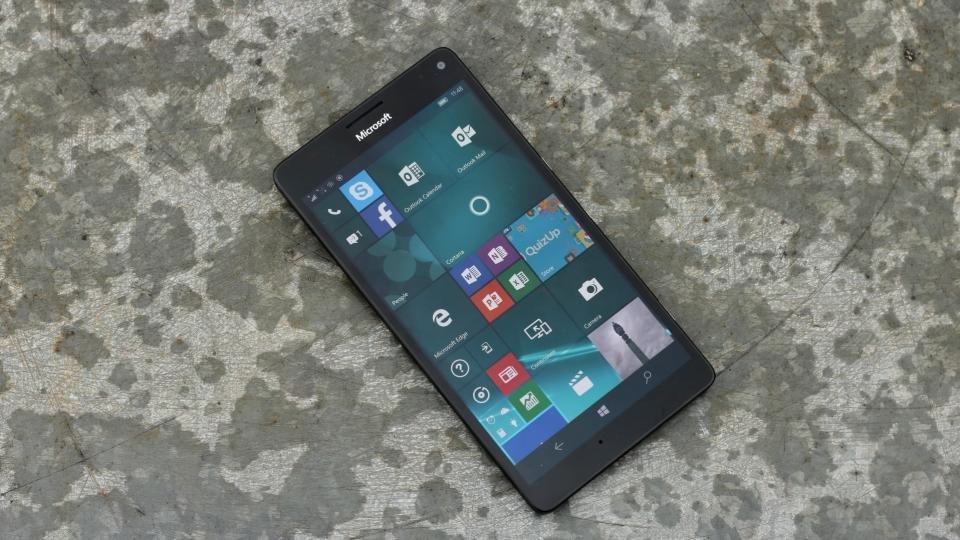 microsoft lumia 950 xl - Windows Phone Telefonları Hakkında Bilgiler