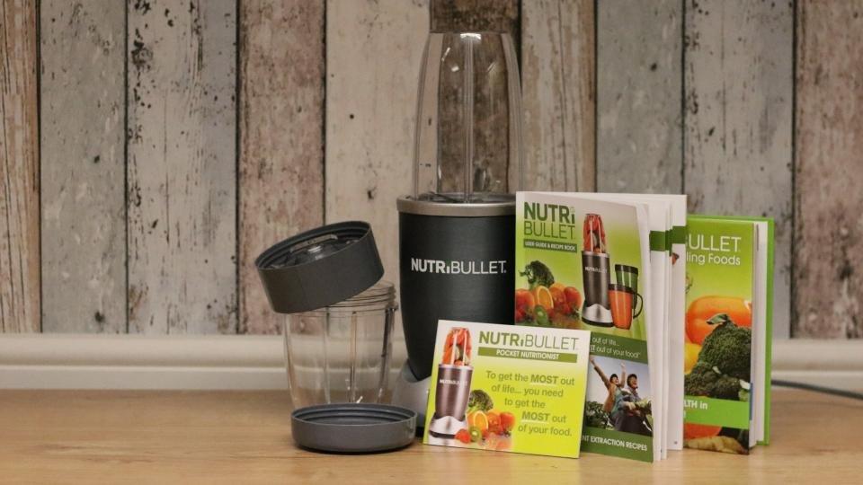 Nutribullet - lead