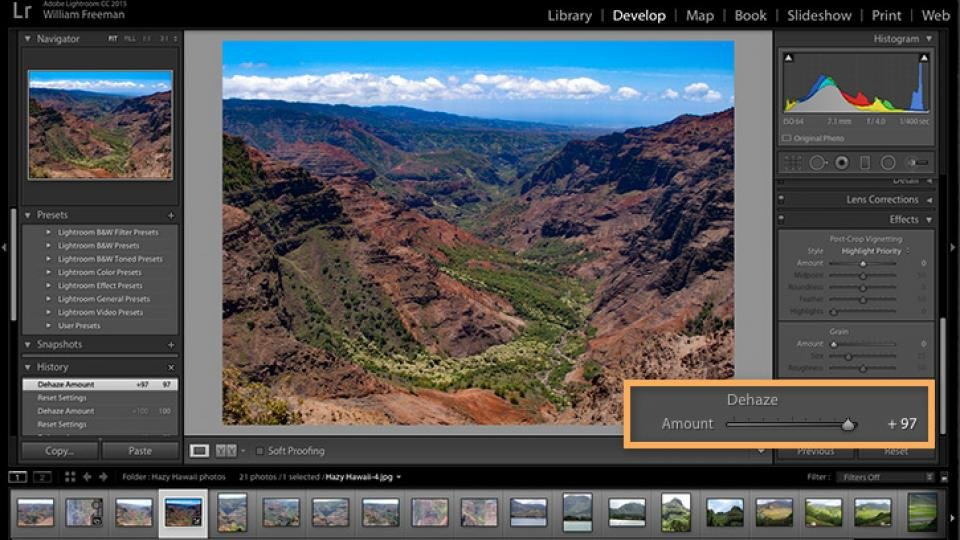 Adobe Lightroom 6 Photo Management And Export 2