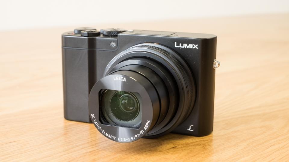 Panasonic TZ100 review: Big sensor, big zoom, small camera