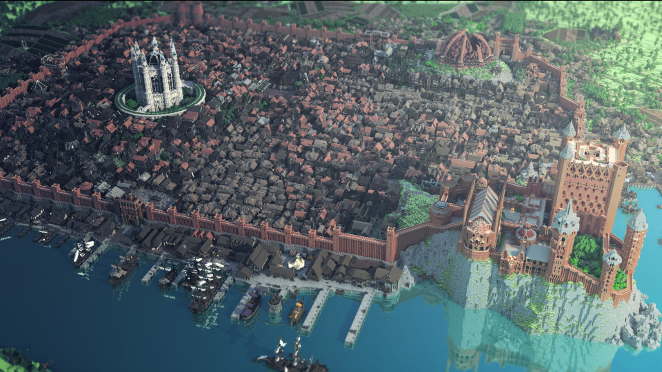 Best ever Minecraft Worlds you MUST visit   Expert Reviews